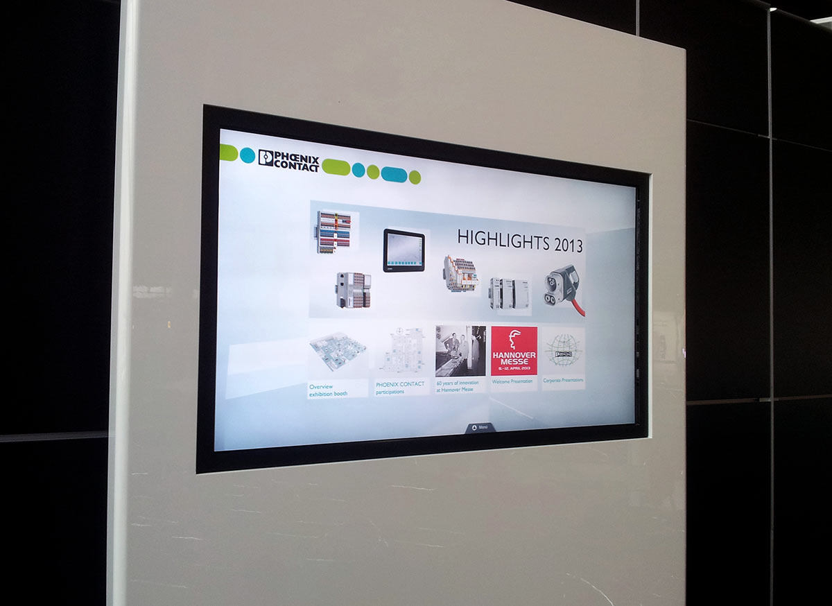 Phoenix Contact – Hannover Messe 2013
